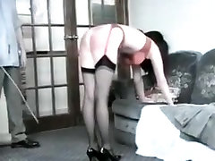 Incredible amateur Ass, Stockings adult clip