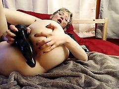 Blonde basty school girls amateur extreme huge toys insertions