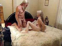 Sexy Granny Having Good Sex