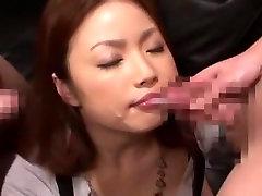 Amazing Japanese model Risa Kasumi in Crazy Facial, Cumshots JAV video