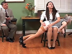 Crazy homemade Spanking porn movie