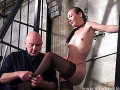 Stinging nettle, bdsm, amateur bdsm, bondage, tortured, slaveslut, Lolani, extreme, pain, hardcore, domination, dungeon