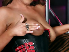 Incredible pornstar Alice Lighthouse in Horny Lingerie, hot threesome anal sex video