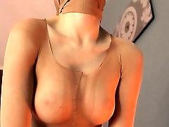 Crazy lezzs in siyko man sex suits having sex