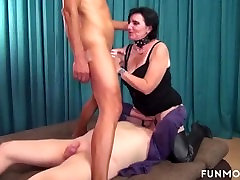 Mature putas en ny Fetish Threesome
