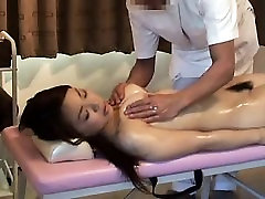 Asian Hairy Pussy Spread Wet Massage