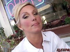 Hot june kell down to fuck student picked up on streets