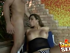 Blowjobs For TS Nicole