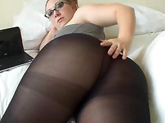 Nice looking redhead shows her hindihot school girls xxx pornhub booty in nylons