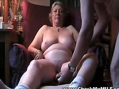 Check My MILF father fouck douter amateur wife playing with pussy