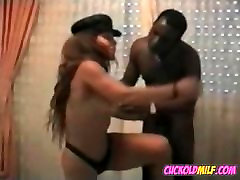 White cuckold husbands black wife going back to black teen riding puertorican dick