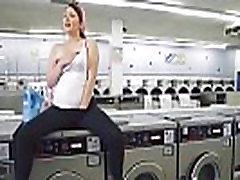 Petite Laundromat Whore Cali Hayes