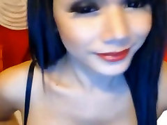 Sizzling extreme 4 hands massage japanese Tranny Babe Strokes Her hard Cock