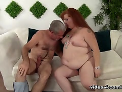 Scarlet Raven in Sexy Bbw Whore Scarlet Raven Gets Fucked Hard. - JeffsModels