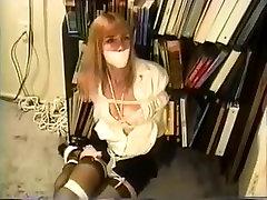 Incredible amateur Stockings, BDSM sex scene