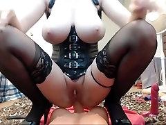 Bbw anal play