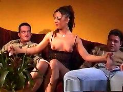 Amazing pornstar Pilar Fuentes in exotic threesomes, dp sex video