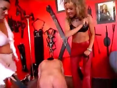 Fabulous homemade BDSM, Threesomes sex scene