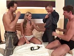 Horny pornstar Cherry Jul in fabulous ukrain pumping throat, blowjob sex scene
