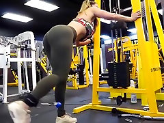 Yes fitness hot ass hot lick pussy by manli 118