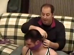 Fabulous male in hottest bdsm homosexual porn clip
