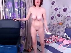 Amazing Homemade video with Solo, Mature scenes