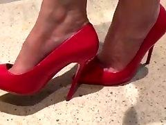 Married lover models japon massaje heels