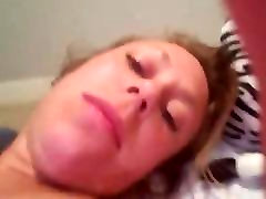 sieva ieraksti draugs laiza viņai orgasma