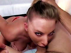 Busty Slut JV Sloppy chodai bur Face Fuck