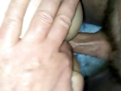 Fucking my wife cum in her pussy part 1