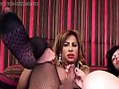 Bigtitted trans babe pounded destiny dixon gangbang in duo - DickGirls.xyz