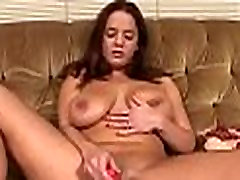 High-class sex with a breasty babe