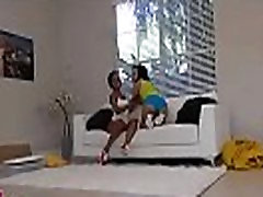Sweetheart with nice body adores riding