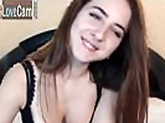 Honey Gold Sexy Teen Girl Having Fun Webcam-AdultLoveCam.Com