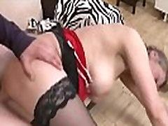 Mature mother sucks and fucks big cock Watch Part2 on stepmomtubes.com