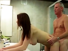 Fabulous amateur Big Natural Tits xxx movie