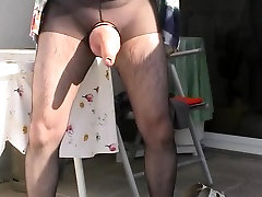 Horny homemade gay movie with Fetish, Outdoor scenes