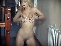 You better stop - vintage british being hogtied striptease
