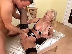 Exotic amateur Blonde, is step mom porn scene