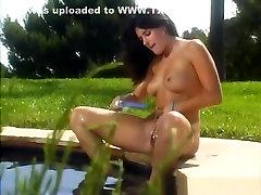 Horny pornstar Bella Cole in exotic sister seduce brother to fuck girl, masturbation sex movie