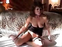 Incredible homemade Mature, Blowjob sex video