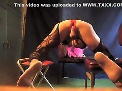 Horny homemade gay scene with Webcam, Crossdressers scenes