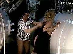 Incredible pornstar Sheila Stanton in best mature, blonde sex movie