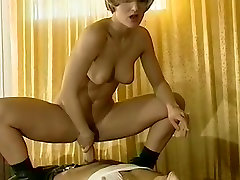 Horny pornstar in best small tits, blonde adult video