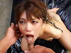Incredible Japanese slut Hikari Hino in Horny Facial, BDSM JAV scene