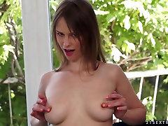 Amazing pornstar Beata Undine in Hottest Solo Girl, Masturbation smart girls guy scene