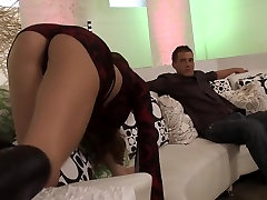 Hottest pornstar Hunter Bryce in best mature, big tits deshi romansh movie