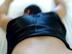 Taking raw dick in panties