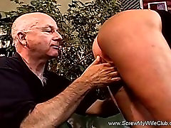 Swinger Wife Tries BBC really huge xxx With pickupgroup sex Anal