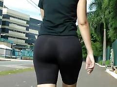 short spandex